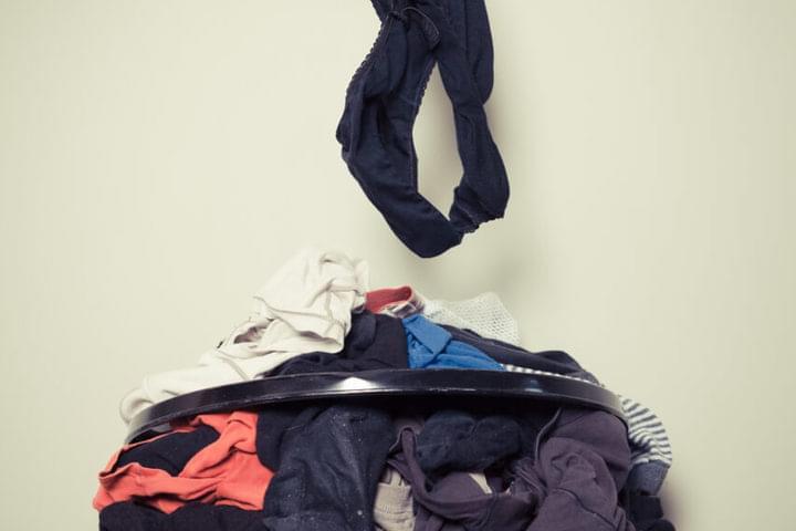 Úklid skříně